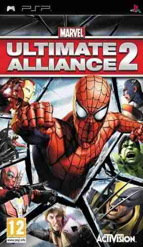 Descargar Marvel Ultimate Alliance 2 [English] por Torrent